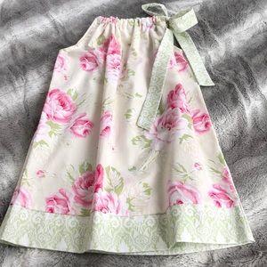 NWT/NWOT Custom made floral dress
